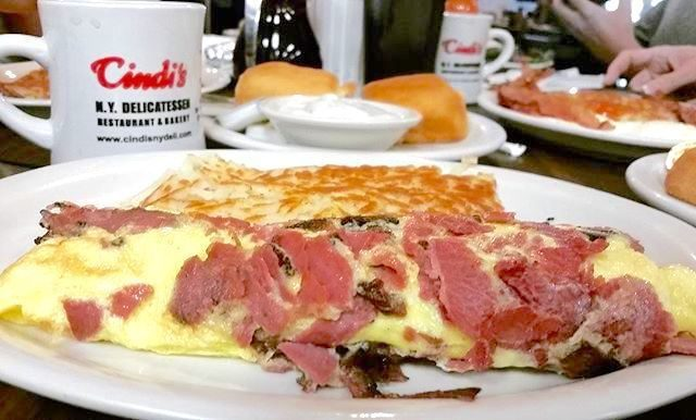 Around here theres never a bad time for breakfast cindisdelihellip