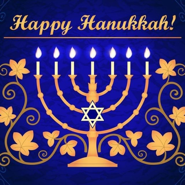 Happy Hanukkah to all our friends and family who arehellip